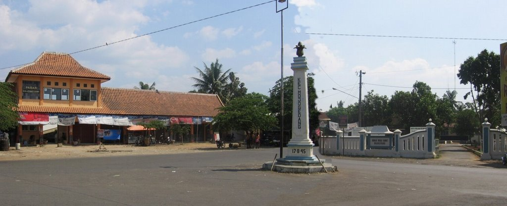 Penyampaian Visi Misi Calon Kepala Desa Gebyog