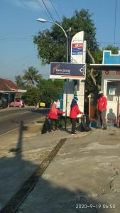 Gerakan Pungut Sampah Kec Mojogedang