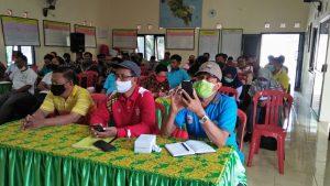 Peserta Bintek Penyusunan RKPDes & APBDes 2021 Kec. Mojogedang