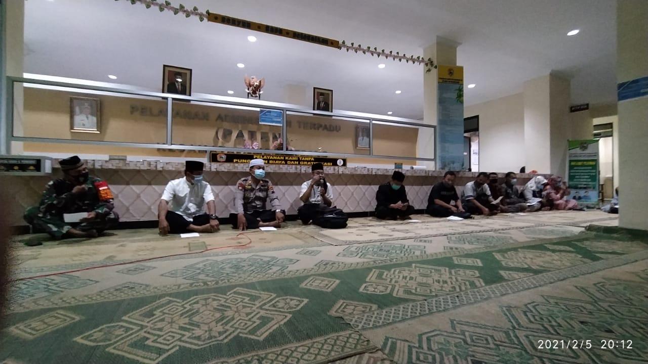 Sholawat Tibbil Qulub Kecamatan Mojogedang