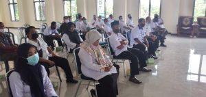 Sosialisasi Laku Pandai Bank Jateng di Kecamatan Mojogedang
